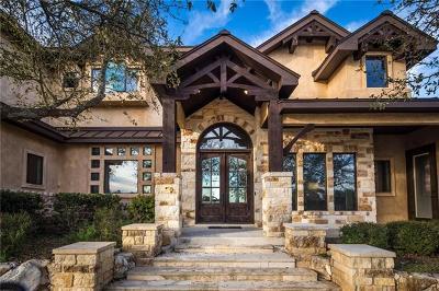 New Braunfels Single Family Home For Sale: 6016 Keller Rdg