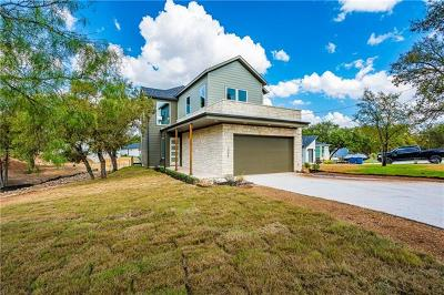 Bell County, Bosque County, Burnet County, Calhoun County, Coryell County, Lampasas County, Limestone County, Llano County, McLennan County, Milam County, Mills County, San Saba County, Williamson County, Hamilton County Single Family Home For Sale: 2201 Belaire Dr