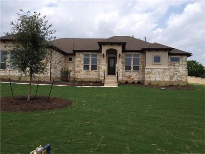 Georgetown TX Single Family Home Pending: $591,000