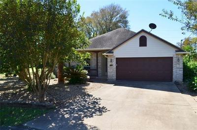 Bastrop TX Single Family Home For Sale: $290,000