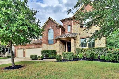 Cedar Park Single Family Home For Sale: 3200 Appennini Way