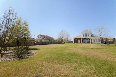 Pflugerville Single Family Home Pending - Taking Backups: 19709 Vilamoura St