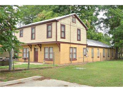 Bastrop Single Family Home For Sale: 1306 Farm St