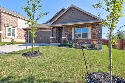 Buda Single Family Home For Sale: 139 Red Morganite Trl