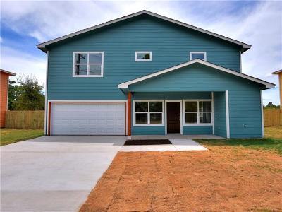 Bastrop Single Family Home For Sale: 607 Mesquite St
