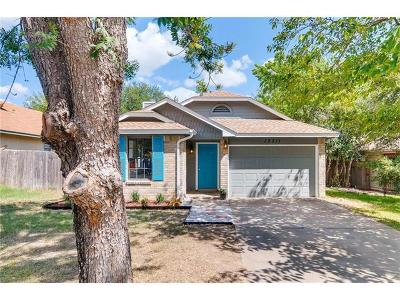 Austin Single Family Home For Sale: 12311 Marogot Run