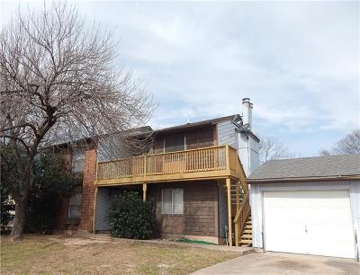 Austin Rental For Rent: 1304 Colony Creek Dr #B