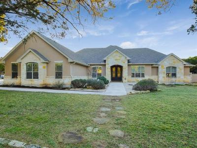 New Braunfels Single Family Home For Sale: 27603 Fels Mauer