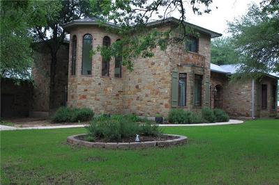 Single Family Home For Sale: 311 Ranch Road 1869