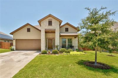 Hays County, Travis County, Williamson County Single Family Home For Sale: 1813 Morts Pl
