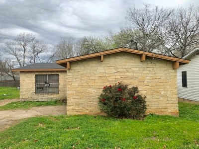 Austin Single Family Home Pending - Taking Backups: 1718 Hillcrest Ln