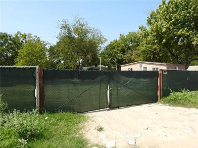 Del Valle Single Family Home For Sale: 3163 Eva St