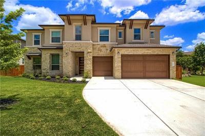 Cedar Park Single Family Home For Sale: 4209 Brady Ridge Dr