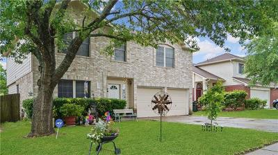 Pflugerville Single Family Home For Sale: 13905 Randalstone Dr