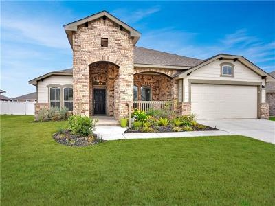Pflugerville Single Family Home Pending - Taking Backups: 1122 Bryce Cyn