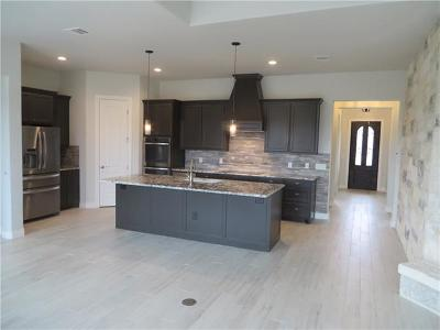 Marble Falls Single Family Home For Sale: 113 Hidden View Trl
