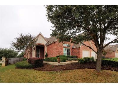 Leander Single Family Home For Sale: 2605 Aspen Meadow Rd