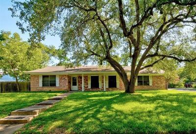 Austin Single Family Home For Sale: 2300 Vassal Dr