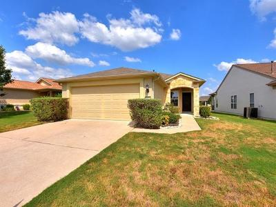 Single Family Home For Sale: 513 Copper Breaks Dr