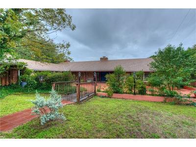 Travis County Single Family Home For Sale: 595 Whippoorwill Trl