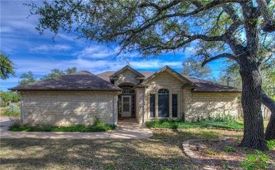 Austin Single Family Home For Sale: 15601 Fox Run Dr