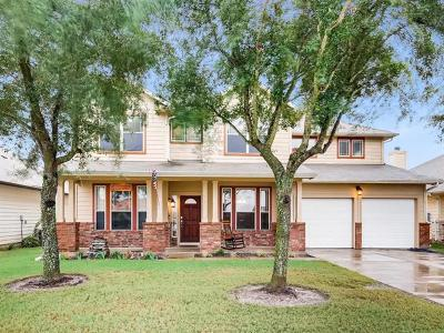 Hutto Single Family Home For Sale