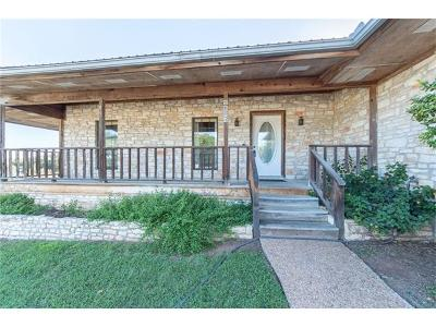 Round Rock Single Family Home Pending - Taking Backups: 1604 Pin Oak Ln