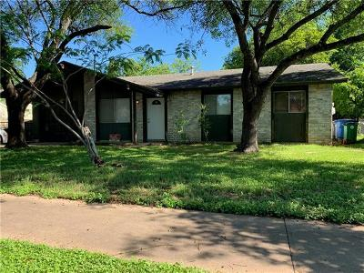 Austin Single Family Home For Sale: 702 Emerald Wood Dr