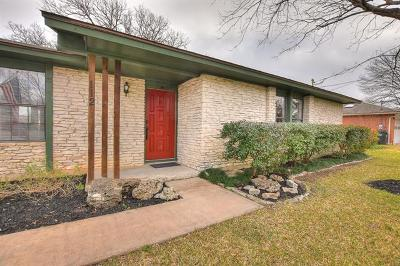 Georgetown Single Family Home For Sale: 112 Shady Oak Dr