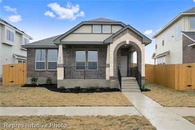 Georgetown Single Family Home For Sale: 8149 Daisy Cutter Xing