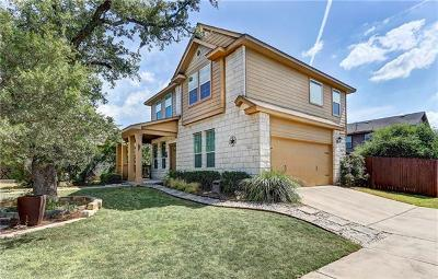 Hays County, Travis County, Williamson County Single Family Home For Sale: 11615 Buster Crabbe Dr