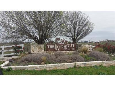 Hutto Residential Lots & Land For Sale: 104 Comanche Cir