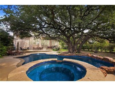 Austin Single Family Home For Sale: 3120 Sun Drenched Path