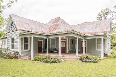 Smithville Single Family Home Pending - Taking Backups: 601 Short St