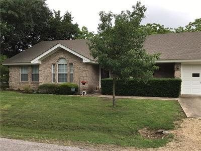 Williamson County Single Family Home For Sale: 401 Wolf St