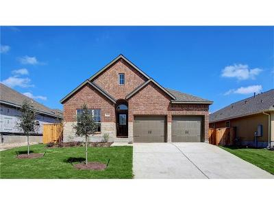 Georgetown Single Family Home For Sale: 3121 Rabbit Creek Dr