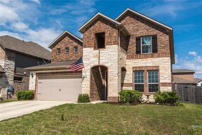 Buda Single Family Home For Sale: 224 Brockston Dr