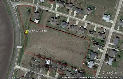 Residential Lots & Land For Sale: 808 Fm 2268
