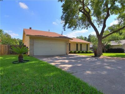 Austin Single Family Home For Sale: 4508 Tamarack Trl