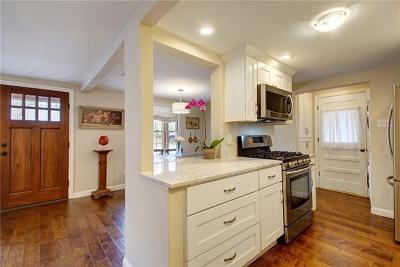 Austin Single Family Home For Sale: 4107 Burnet Rd