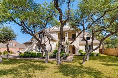 Austin Single Family Home For Sale: 132 Pure Brook Way