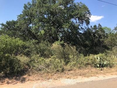 Burnet TX Residential Lots & Land For Sale: $18,500
