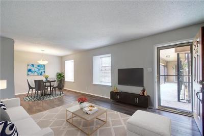 Austin Condo/Townhouse For Sale: 7801 Shoal Creek Blvd #225