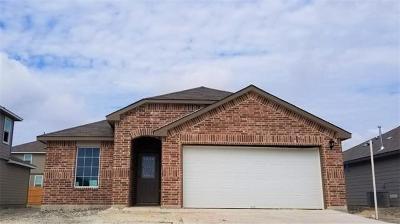 San Marcos Single Family Home For Sale: 109 Finn