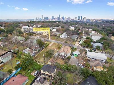 Austin Residential Lots & Land Pending - Taking Backups: 515 Terrace Dr