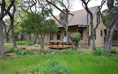 Wimberley Single Family Home For Sale: 60 Canyon Creek Dr