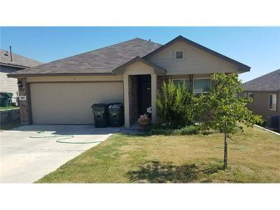 San Marcos Single Family Home For Sale: 305 Hoya Ln