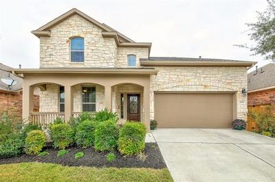 Round Rock Single Family Home For Sale: 4009 Geary