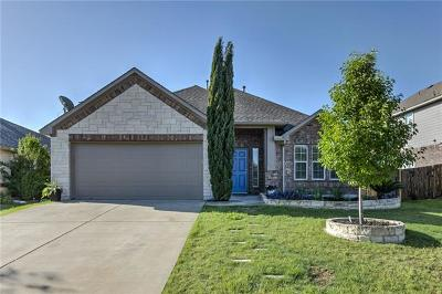 Buda Single Family Home Pending - Taking Backups: 799 Clear Springs Holw