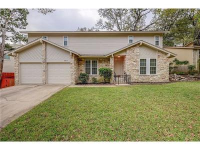 Single Family Home For Sale: 7103 Vallecito Dr